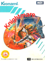 Knightmare Cover - 01