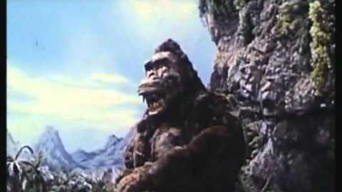 King Kong Escapes - Trailer