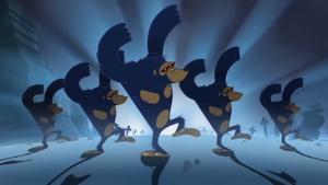 Zombie Gorillas
