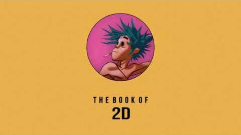 Gorillaz - The Book of 2D