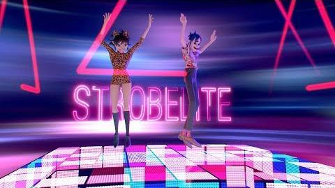 Gorillaz - Strobelite (Official Video)
