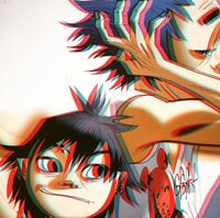 Noodle and 2-D, 3-23-16