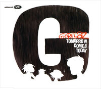 Gorillaz tomorrow cd cover big