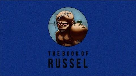 Gorillaz - The Book of Russel