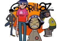 Gorillaz Phase 1