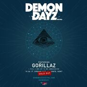 Demon Dayz Festival Sold Out