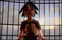 Gorillaz-2D, Feel Good Inc