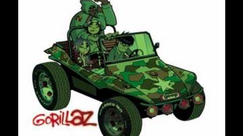 Gorillaz & The Horrors - Leviathan (