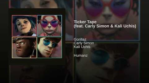Ticker Tape