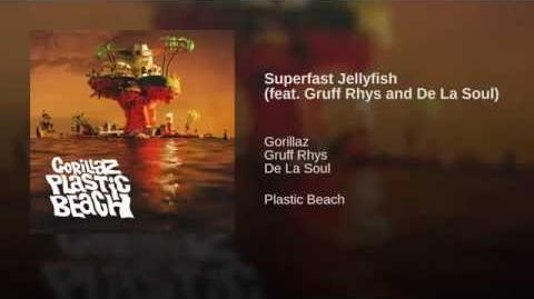 Superfast Jellyfish (feat