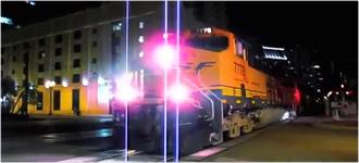 Train in Phoner to Arizona