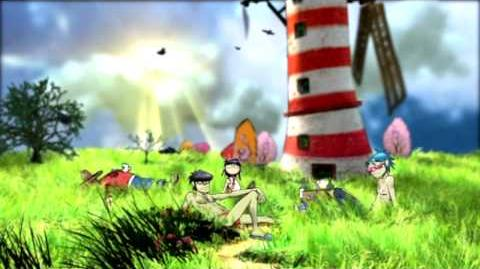 Gorillaz - On The Island (G-Bite) (HD)