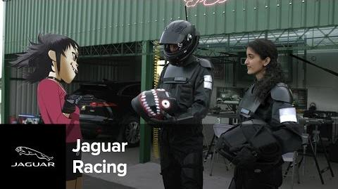 Jaguar Racing- Noodle Announced as Global Ambassador