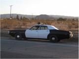 Police Car (Stylo)