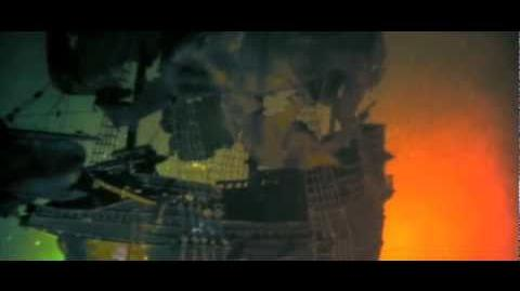 Gorillaz - Glitter Freeze Visual Video