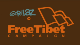 FreeTibet Campaign title card