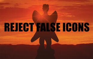 Reject false icons