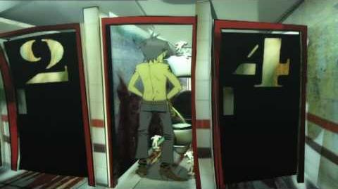 Gorillaz - MTV Cribs (HD)