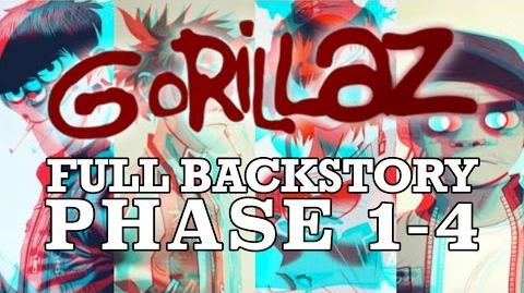 GORILLAZ The Complete Backstory (PHASES 1-4)-0