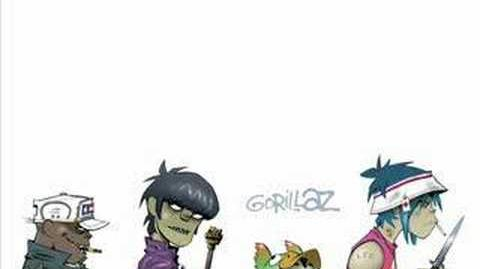 Gorillaz - Clint Eastwood (Phi Life Cypher Version)