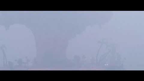 Gorillaz - Plastic Beach Big Fog Teaser