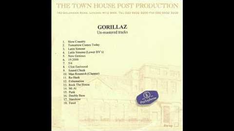 Gorillaz - 5 4 (Unmastered)
