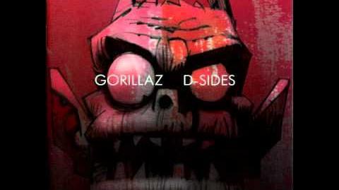 Gorillaz - D-Sides (Full Album)