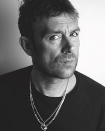 Damon Albarn's look