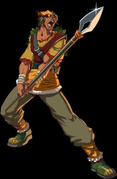 Tafari, the Trapper