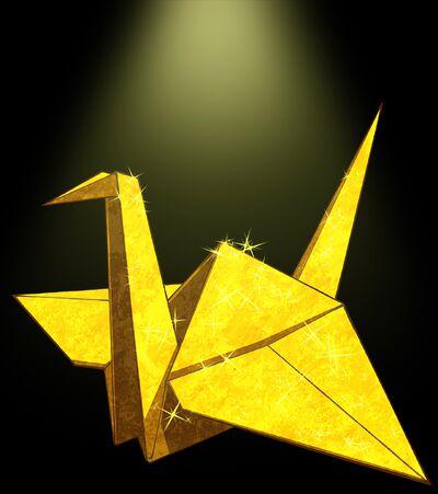 Origami Crane-0
