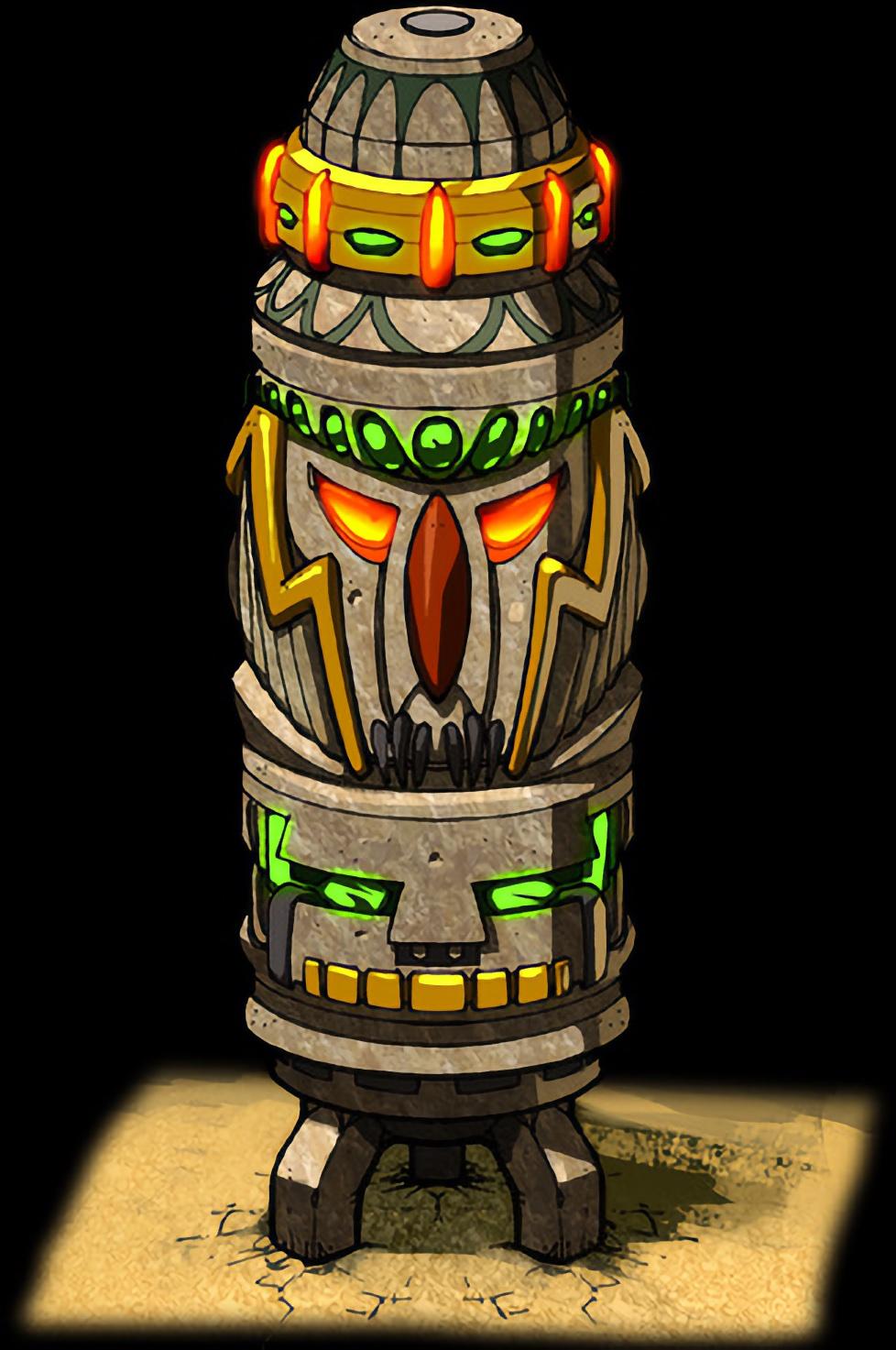 Stoneheel Totem-0