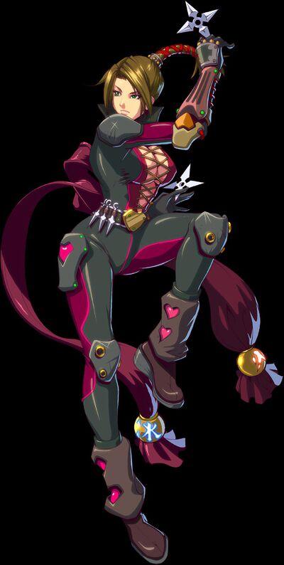 Rumiko, the Ninja