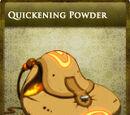 Quickening Powder