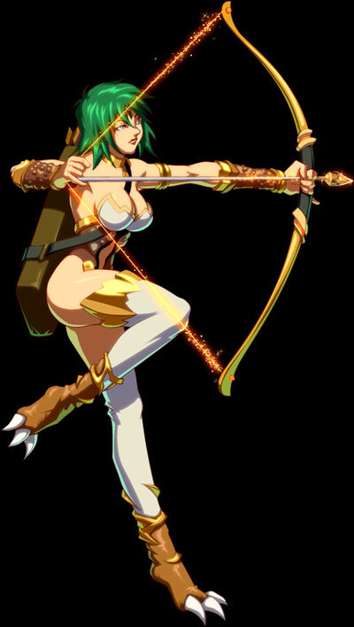 Andromeda, the Archer