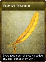Elusive Feather