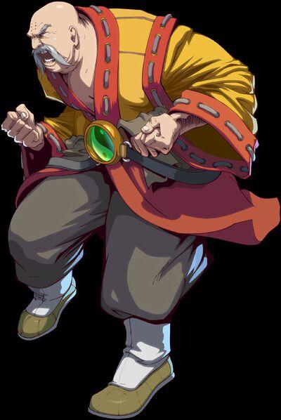 Higashi, the Master