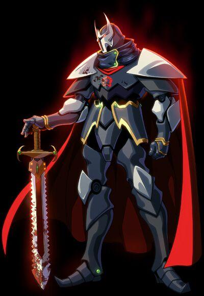 Fallen Knight Rathbone, the Betrayer