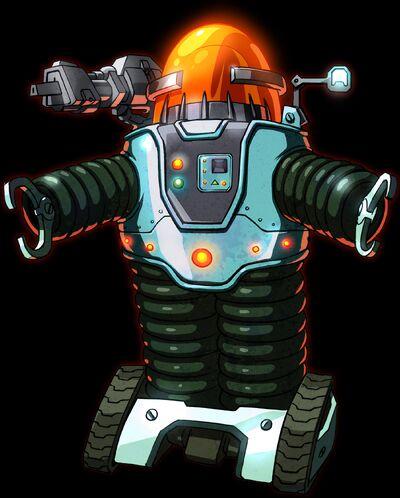 B9, Enviro-Control Robot