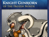 Knight Gunbjorn