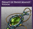 Periapt of Proof Against Poison and Other Things
