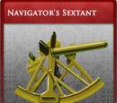 Navigator's Sextant