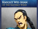 Knight Wei-Shan