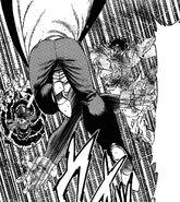 Shiga defeating Fukou and Gothloli