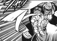 Finishing Strike Gauze Crusher