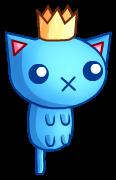 Cat shiny