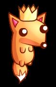 Fox shiny