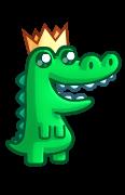 Crocodile shiny
