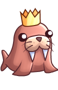 Walrus shiny converted