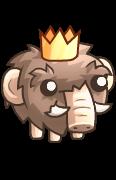 Mammoth shiny