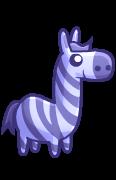 Zebra converted